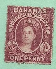 Bahamas #11 Victoria (U)  CV$90.00