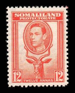 Somaliland 1938 KGVI 12a SG 100 mint