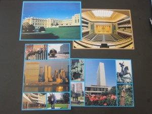 United Nations (NY) 1998 4 PC mint