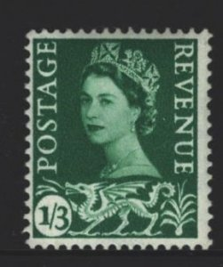 Wales and Monmouthshire Sc#5 MNH