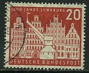 Germany # 741, Used