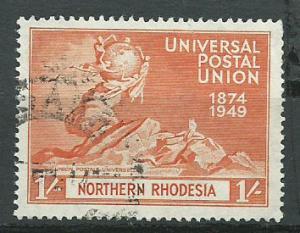 Northern Rhodesia  SG 53 VFU