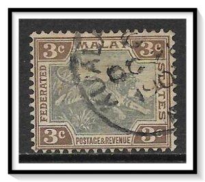 Malaya, Federation #27 Tiger Used
