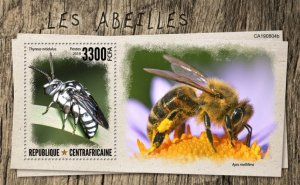 C A R - 2019 - Bees - Perf Souv Sheet  - M N H