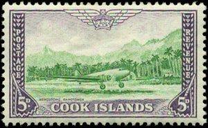 Cook Islands Scott #135 SG #154 Mint Hinged
