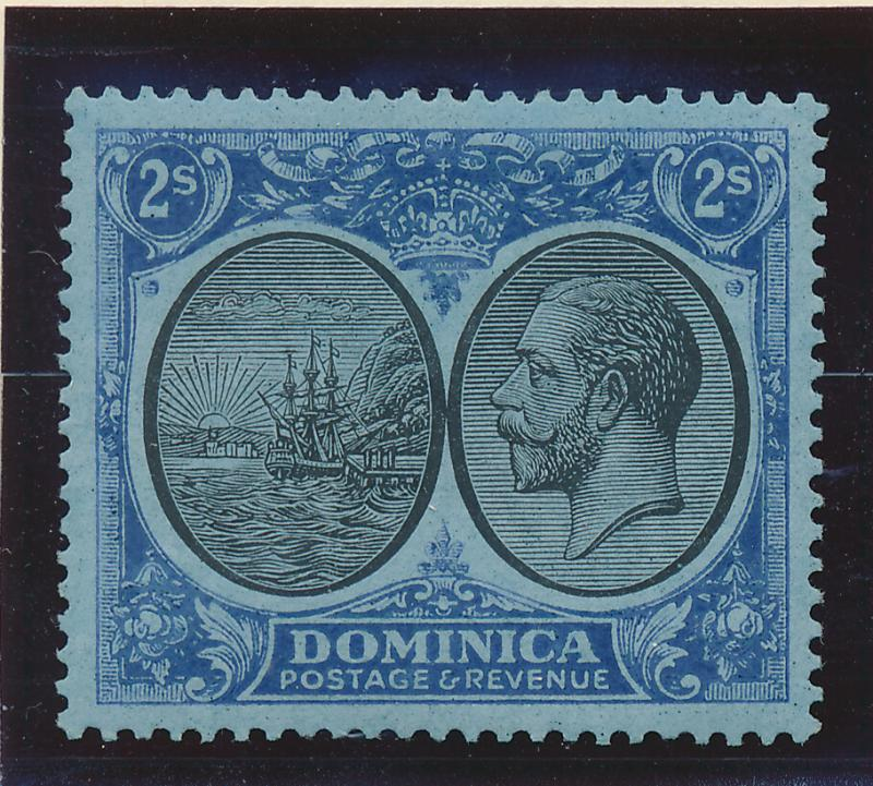 Dominica Stamp Scott #78, Mint Hinged - Free U.S. Shipping, Free Worldwide Sh...