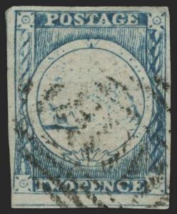 Australia / New South Wales Scott 3d Gibbons 18 Used Stamp