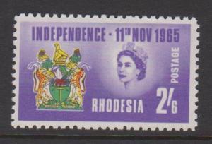 Rhodesia Sc#207 MNH