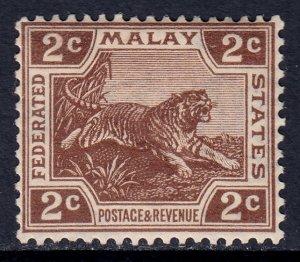 Malaya - Scott #51 - MH - SCV $6.50