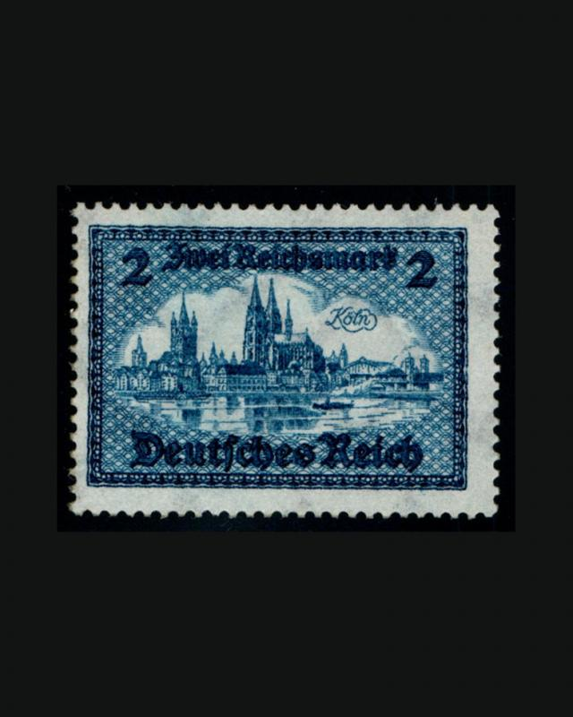 VINTAGE:GERMANY 1924 OG NH  SCOTT #126 $50 LOT #7704SA