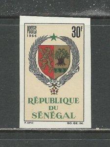 Senegal Scott catalogue # 274 Imperf Mint NH