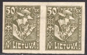 LITHUANIA SCOTT 102A