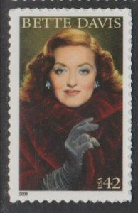 U.S. Scott #4350 Bette Davis - Legends of Hollywood Stamp - Mint NH Single