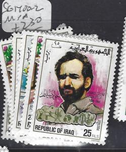 IRAQ (P3012B)  SG 1400-2   MNH