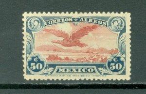 MEXICO AIR #C1...NO WATERMARK...MINT NO THINS...$67.50