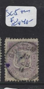 GUATEMALA (P2208BB)   SC 4 THIN SPOT  SON CDS  VFU
