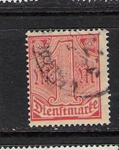 GERMANY O10 VFU 755C B
