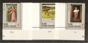 Finland 1973 TB Fund MNH