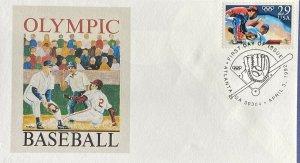 PANDA 2619 Olympic Baseball