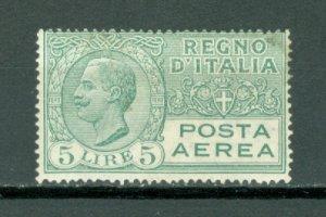 ITALY #C9...MINT...$42.50