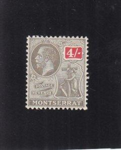 Montserrat: Sc #73, MH (35475)