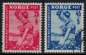 Norway #B48-9  CV $11.75