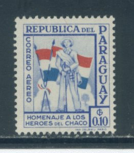 Paraguay C233  MNG