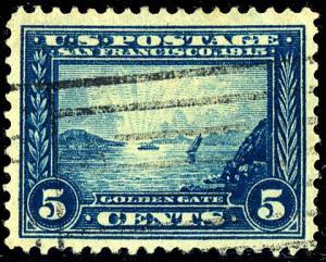 U.S. #399 Used F-VF