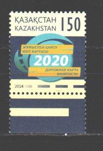Kazakhstan. 2015. 862. Employment Roadmap. MNH.
