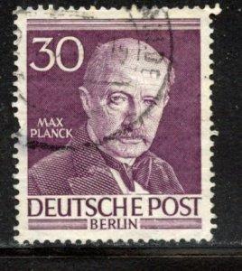 Berlin # 9N92, Used. CV $ 7.00