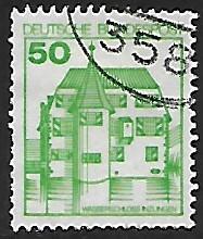 Germany # 1310 - Inzlingen - used - {BR19}