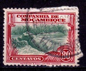Mozambique  Company - #186 - 1937 - Used - CV$0.35