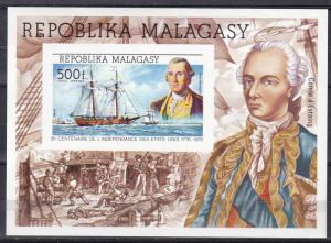 Malagasy #C140  MNH  CV $12.75 (A18473L)