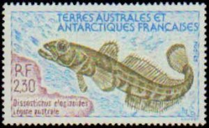French Southern & Antarctic Territory #168 Mint Never Hinged Complete Set, 19...