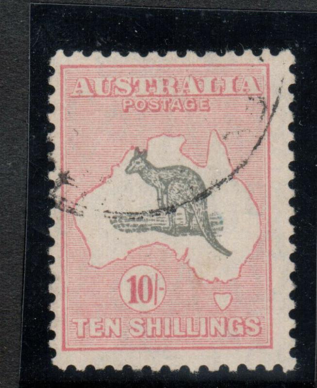 Australia #127 Used Fine