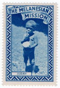 (I.B) Cinderella Collection : The Melanesian Mission (Judah)