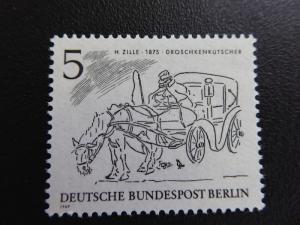 Germany Berlin 1968  Sc. # 9N267