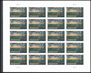 PCBstamps   US #5360 Pane $11.00(20x{55c})Alabama, 2019, MNH (1)
