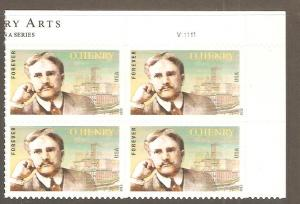 #4705 O Henry  Forever Plate Block Mint NH
