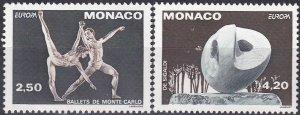 Monaco #1861-2  MNH  (V4827)