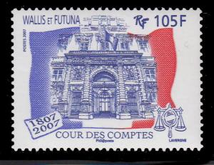 Wallis & Futuna Islands 633 MNH