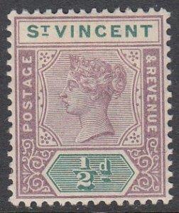 St. Vincent 62 MH CV $3.00