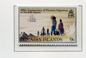 Pitcairn Islands MNH Scott Cat. # 203