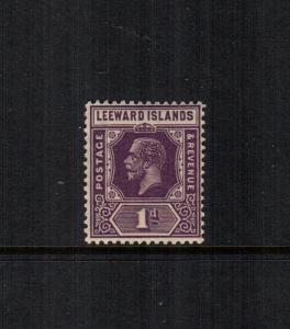 Leeward islands  64  MNH cat $ 5.00