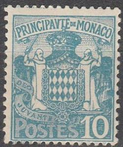 Monaco #64 F-VF Unused (SU4595)
