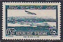 Syria 1940 Scott C90 Bridge at Deir-el-Zor MNH