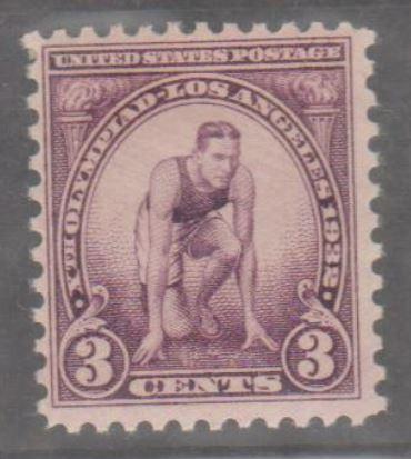 U.S. Scott #718-719 Olympics Stamps - Mint Set
