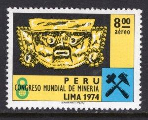Peru C413 MNH VF