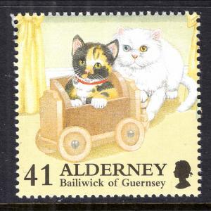 Alderney 96 MNH VF