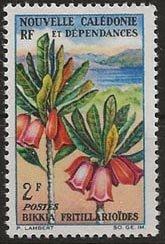 New Caledonia 331 h